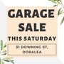 Garage Sale Ooralea