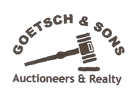 Goetsch & Sons Auctioneers   Clearing Sale A/C VN & KM Herrmann   Saturday 24th August at...