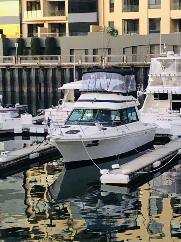 Foot Ply Bridge   Cruiser   Shaft Drive   $64,999   Pacific Marine