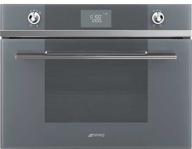 50L cooking capacity 3 cooking levels 1000W microwave power 7 cooking functions Large LCD display...