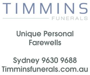 MURPHY, Kenneth John | Funeral Notices | Sydney | The Advertiser