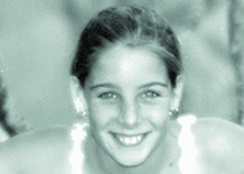 Samantha Kate  METTI 15.10.1987 - 7.7.2000  Our darling Sam  Feeling your prescence  makes us smile, it...