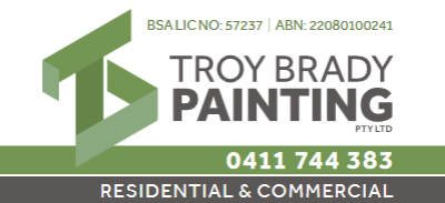 Troy Brady Painting