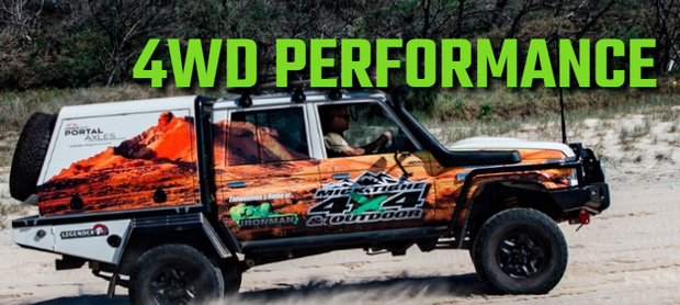 MICK TIGHE 4X4 AND OUTDOOR