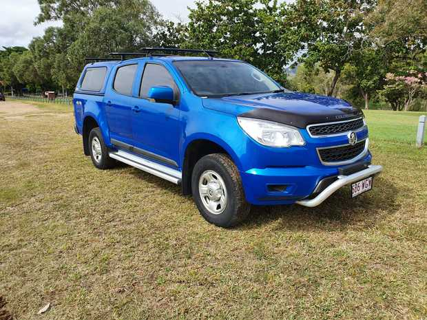 2016 LS COLORADO 4x4 AS NEW!! 6 Speed Auto, Only 41,000km Canopy which is removable, converts to...