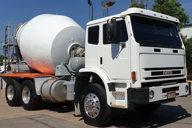 2007 IveccoConcrete Truck Excellent condition POA Ph 0412988802