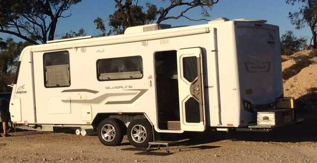 2015 JAYCO SILVERLINE 21.6 FT  