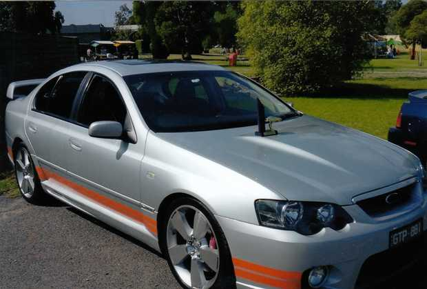 2004 Ford FPV GTP BA   
