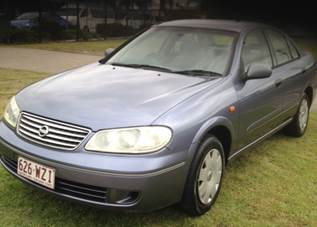 NISSAN PULSAR ST AUTO SEDAN 2004  