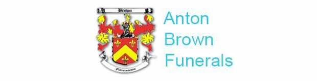 ANTON BROWN FUNERALS  100% QLD Family Owned  Woolloongabba - 32173088  Aspley - 3863 4000