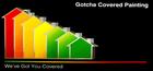 GOTCHA COVERED PAINTING