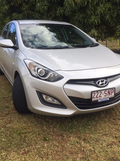 HYUNDAI 2012 GDi30 Hatch Diesel,