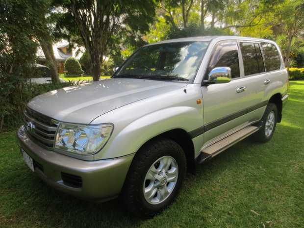 Landcruiser 100 GXL 2005