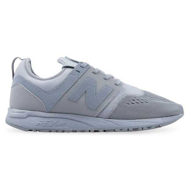 The New Balance REVlite 247 presents NB's past and future in a single design built for the present.
