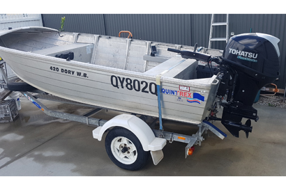 Qunitrex 4.2 Dory