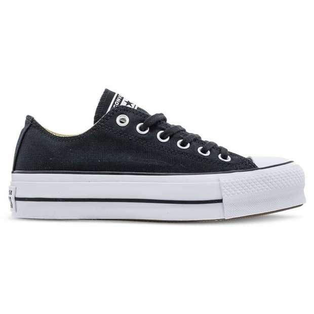 The women's All Star Lift from Converse elevates the timeless Converse design. The platform-soled...
