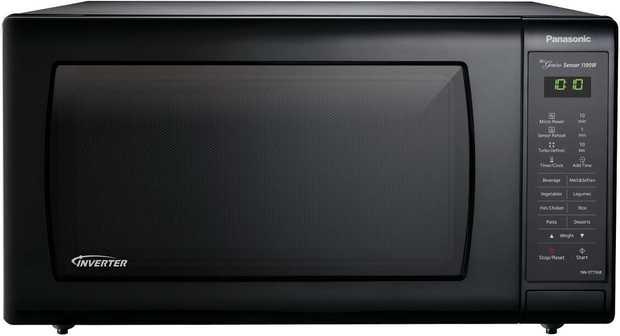 44L Capacity 1100W Power Inverter Technology Genius Sensor Cooking Inverter Turbo Defrost  Capacity:...