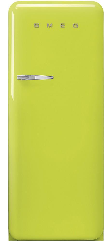 222L/26L Fridge/Freezer capacity Lime finish 256 litre Total Automatic defrost Adjustable thermostat...