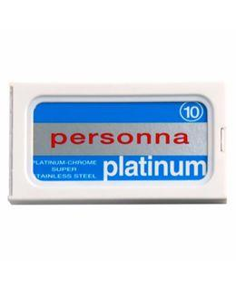 10 pack replacement safety razor blades Made in Israel for your wet shaving pleasure, Personna blades...