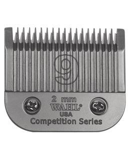 Wahl Competition Series Blades are made in the USA from premium heat-treated, high-carbon steel  ...