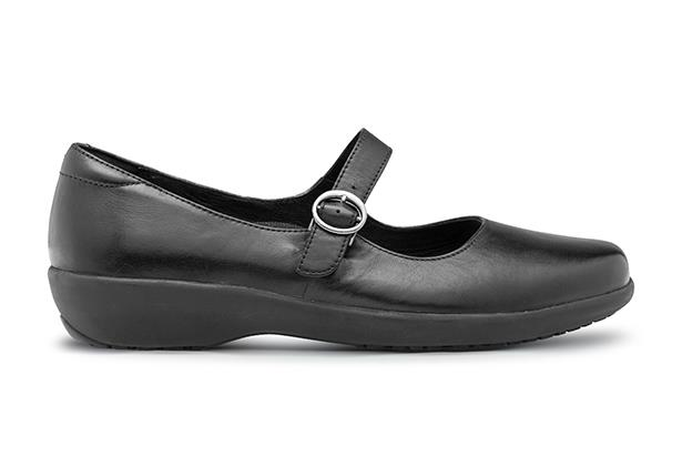The Ascent Womens Eternity 2 Black duty shoes are fit for those requiring a stylish, comfortable and...