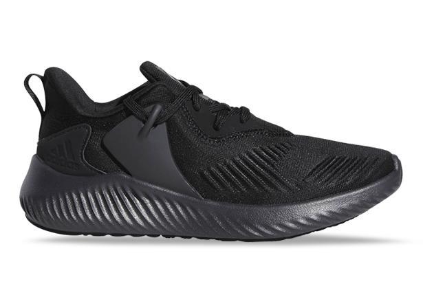 les ventes chaudes da855 a8acf Adidas Alphabounce 2 Kids Black Black | Kids Shoes | | The ...