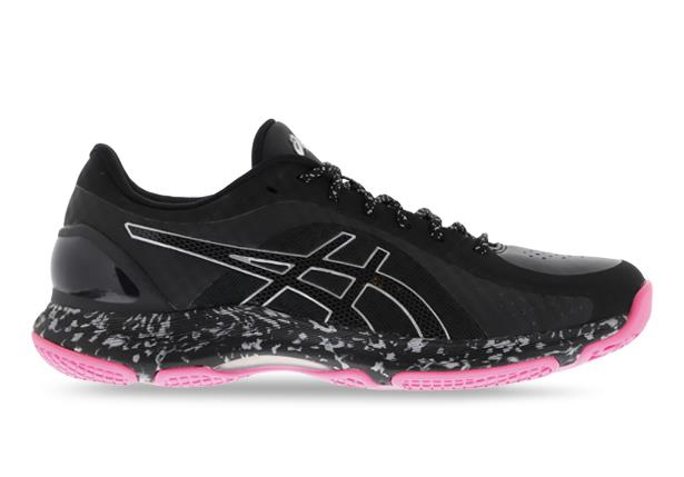 The ASICS Netburner Super FF model is lighter yet still carries strong stability characteristics, and...