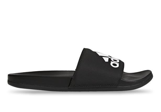 The Adilette CF+ are plush slides with extra cushioned comfort. The contoured footbed features the...