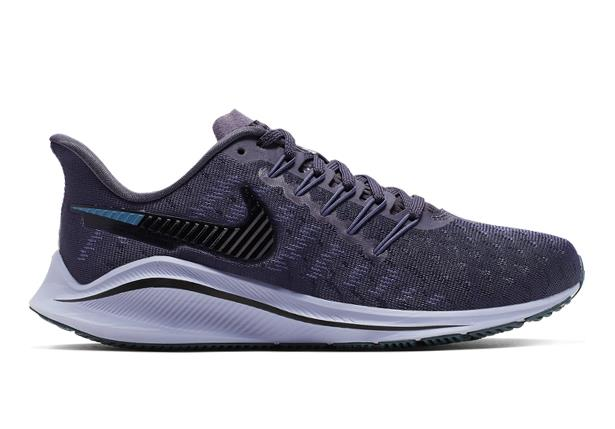 The Nike Air Zoom Vomero 14 Women's Running Shoe feels, and even looks, soft and plush. Yet, it...