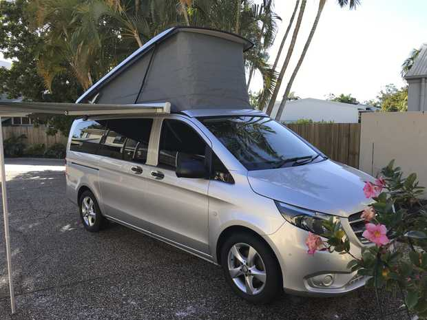 2017 40k kms. All Marco Polo Campervan features plus many extras. Sleeps 4.Full Service History.