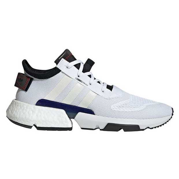 Taking a different approach to traditional running shoes is adidas' POS-S3.1. Derived from heritage...