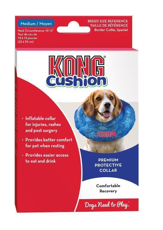 Kong Cushion Collar for Dog Operations [Size: Medium]