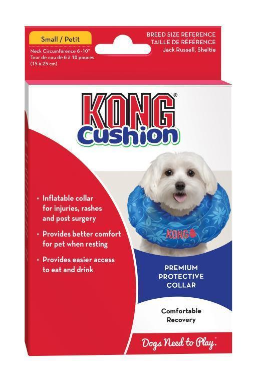 Kong Cushion Collar for Dog Operations [Size: Small]