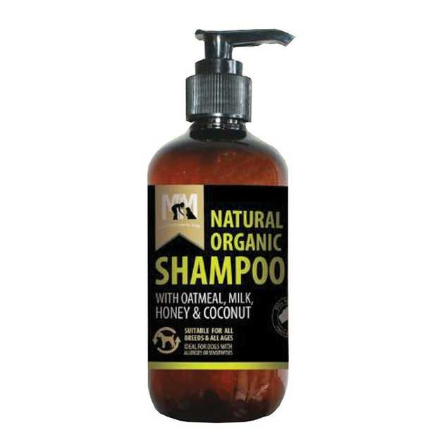MfM Natural Organic Shampoo for Dogs with Sensitive Skin 250ml