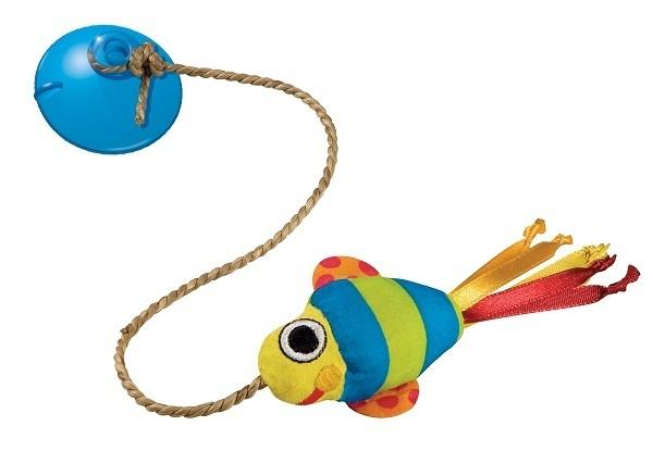 Petstages Dangling Fish Cat Toy