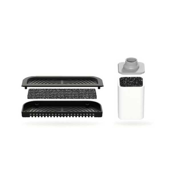 Pidan 3-Layer Filter Pack for the 2 Litre Pidan Water Fountain - Black