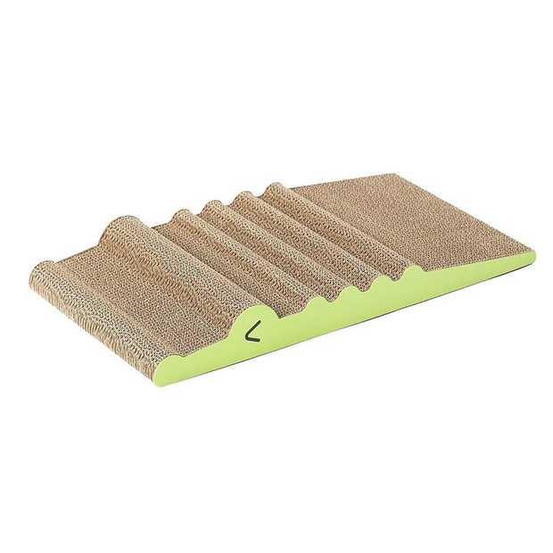 Pidan Eco-Friendly Cardboard Cat Scratcher Crocodile