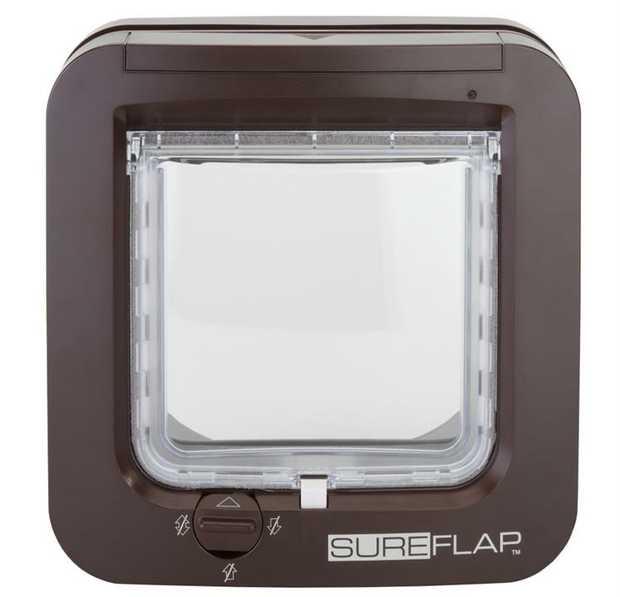 SureFlap Microchip Cat Door - Small-Brown