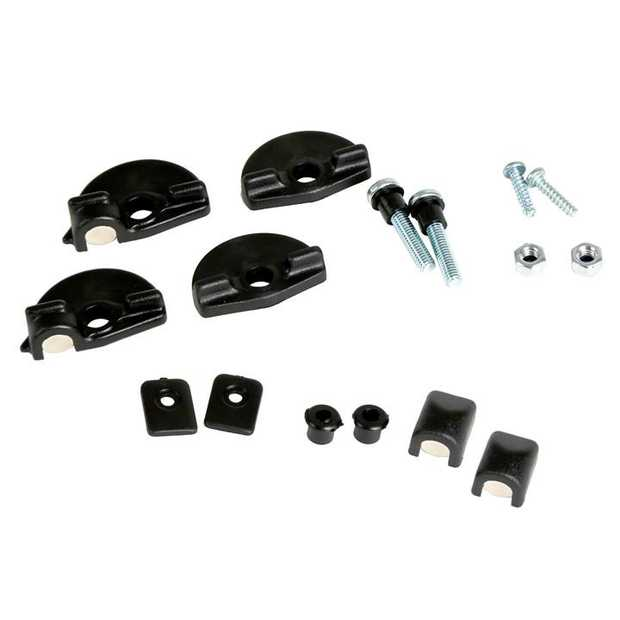 Transcat Dog Door Latch set including screws