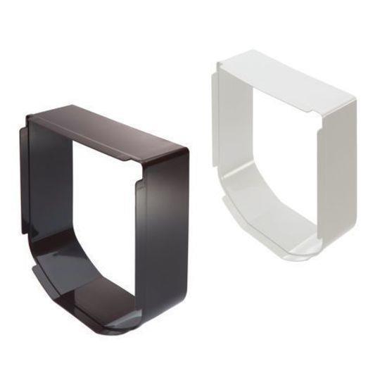 SureFlap Microchip Pet Door Tunnel Extender-White-Small (for Cat Door)