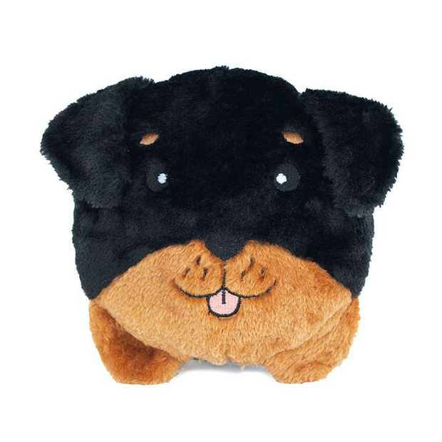 Zippy Paws Plush Squeaker Dog Toys - German Shepherd