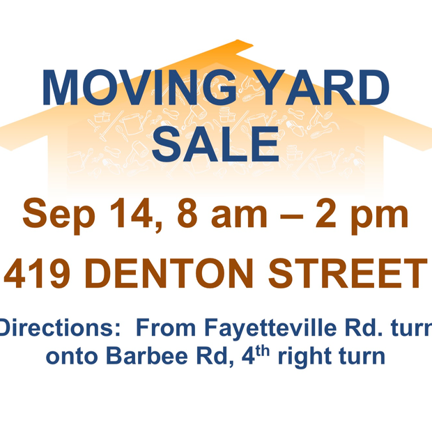 MOVING YARD SALE! Furniture (indoor and outdoor, hospital beds, dining, office, rockers, bar...
