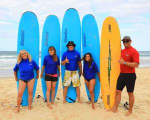 Gold Coast Surfing Lesson, 2 surfing lessons PLUS 100% STAND UP GUARANTEE PLUS FREE PHOTO PACKAGE.