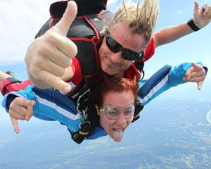 Skydiving is the ultimate adrenalin rush! Experience the unparalleled thrill of free-falling for up to...