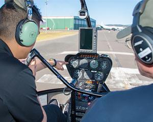 A trial introductory flight for anyone who's ever thought about becoming a Helicopter Pilot