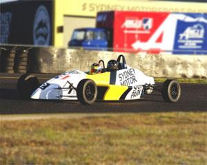 We've convinced a genuine Formula Ford Racing Team to let you drive their competition-prepared Formula...
