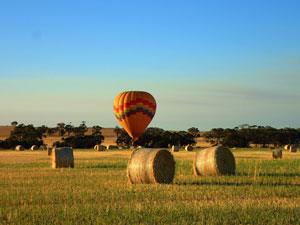 Let us introduce you to tranquil beauty and total freedom of Hot Air Ballooning.