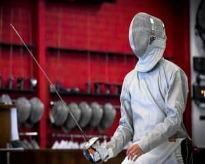 Sabre fencing is a fast and highly tactical combat sport which builds fitness, agility and intellectual...