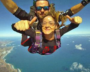 Experience the unparalleled thrill of freefalling for up to 30 seconds at awesome speeds of...