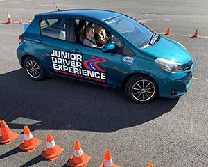 A unique driving experience for kids aged 12-16 years. Drive a car in a safe and controlled environment...